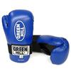 Перчатки для кикбоксинга Green Hill Semicontact (синие) - фото 1