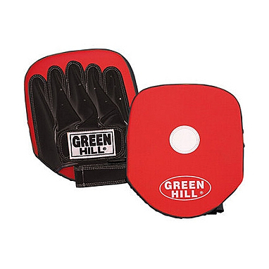 Лапы боксерские Green Hill 5009
