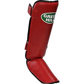 Фото 2 к товару Защита для ног (голень+стопа) Green Hill Rise (красная)