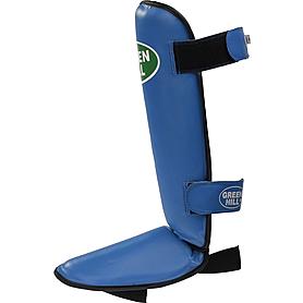 Защита для ног (голень+стопа) Green Hill Rise (синяя)
