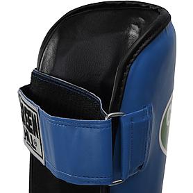 Фото 3 к товару Защита для ног (голень+стопа) Green Hill Rise (синяя)
