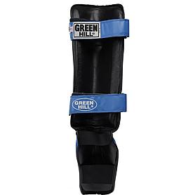 Фото 4 к товару Защита для ног (голень+стопа) Green Hill Rise (синяя)
