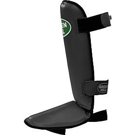 Защита для ног (голень+стопа) Green Hill Rise (черная) - S