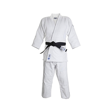 Кимоно для дзюдо белое Green Hill Olimpic