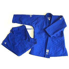 Фото 2 к товару Кимоно для дзюдо синее Green Hill Olimpic