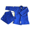 Кимоно для дзюдо синее Green Hill Olimpic - фото 2