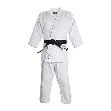 Кимоно для дзюдо Green Hill Olimpic белое (модель 2011)