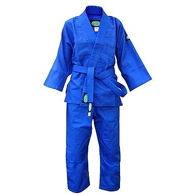 Кимоно для дзюдо синее Green Hill Club