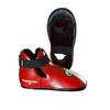 Футы для кикбоксинга Green Hill Panther (красные) - фото 1