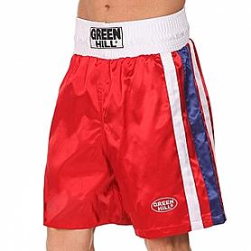 Фото 1 к товару Трусы боксерские Green Hill Olympic (красные)