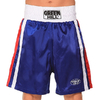 Трусы боксерские Green Hill Olympic (синие) - фото 1