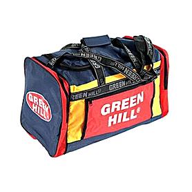 Сумка спортивная среднего размера Green Hill, размер - M
