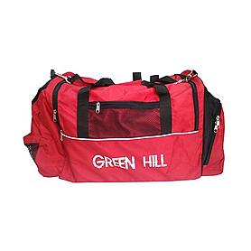 Сумка спортивная среднего размера Green Hill (красная)
