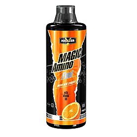 Фото 1 к товару Аминокомплекс Maxler Amino Magic Fuel Orange (1 л)