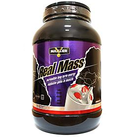 Фото 2 к товару Белково-углеводная смесь Maxler Real Mass 4540g (10lbs)