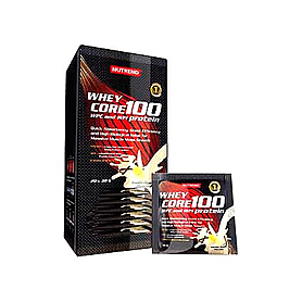 Фото 1 к товару Протеин Nutrend Whey Core 100 (30g)