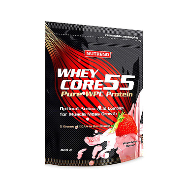 Протеин Nutrend Whey Core 55 (800 g)