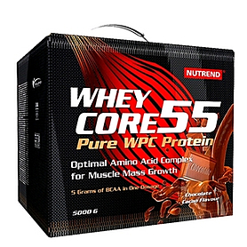 Протеин Nutrend Whey Core 55 (5000 g)