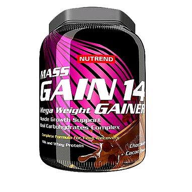 Гейнер Nutrend Mass Gain 14 (2250g)
