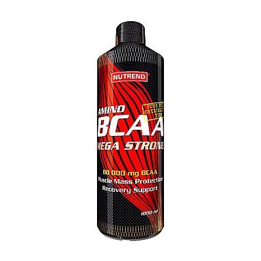 Аминокомплекс Nutrend Amino BCAA Mega Strong (1000ml)