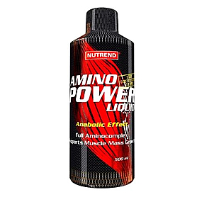 Фото 1 к товару Аминокомплекс Nutrend Amino Power Liquid (500ml)
