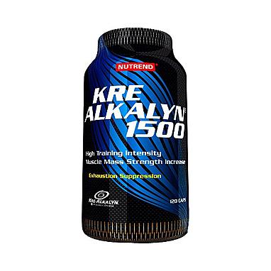 Креатин Nutrend Kre-Alkalyn 1500 (120 капсул)