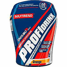 Фото 1 к товару Напиток спортивный ионный Nutrend Profidrinx (400 г)