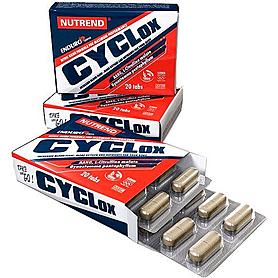 Фото 1 к товару Энергетик Nutrend Cyclox (20 таблеток)