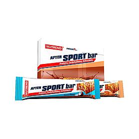 Фото 1 к товару Батончик восстанавливающий Nutrend After Sport Bar (30 г)