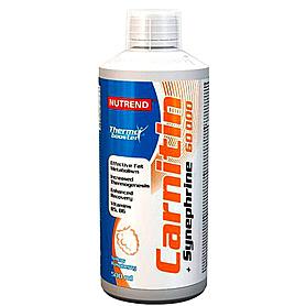 Фото 1 к товару Жиросжигатель Nutrend Carnitin 60000 + Synephrine (500 мл)