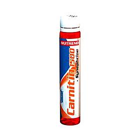 Фото 1 к товару Жиросжигатель Nutrend Carnitin 1500 + Synephrine (25 мл)