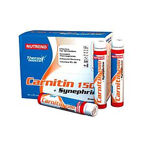 Жиросжигатель Nutrend Carnitin 1500 + Synephrine (20x25 мл)