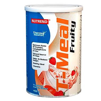Заменитель питания Nutrend T–Meal Fruity (400 г)
