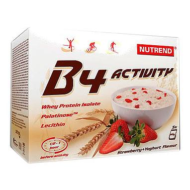 Овсянка Nutrend B4 Activity (5x60 г)