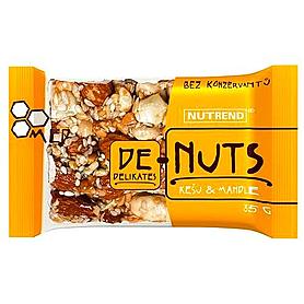 Батончик зерновой Nutrend De-Nuts (35 г)