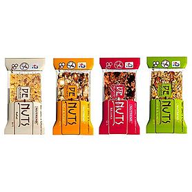 Батончик зерновой Nutrend De-Nuts (35 г) - кешью+миндаль 6968188-cashew