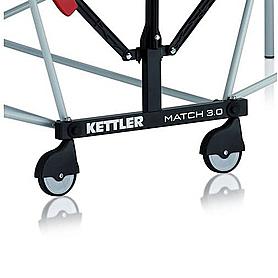 Фото 5 к товару Стол теннисный Kettler Match 3.0