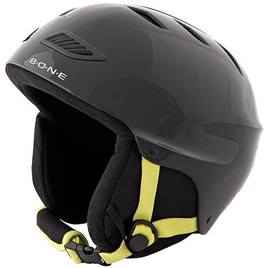 Шлем горнолыжный Bone Cougar Ski helmet (черный)