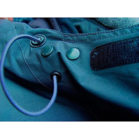 Фото 3 к товару Куртка зимняя Shimano SHWJ2 (черная)