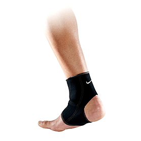 Фото 2 к товару Суппорт голеностопа Nike Ankle Sleeve
