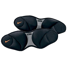 Фото 1 к товару Утяжелители для ног Nike Ankle Weights 2 шт по 2,7 кг