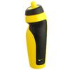 Бутылка спортивная Nike Sport Water Bottle Tour желто-черная - фото 1