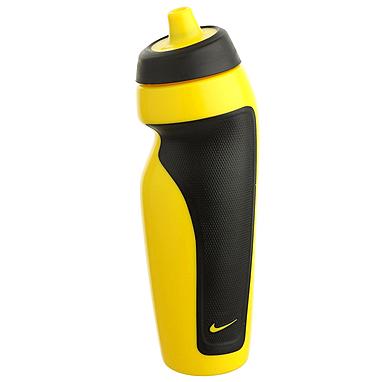Бутылка спортивная Nike Sport Water Bottle Tour желто-черная