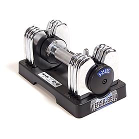 Гантель с регулируемым весом (5-25 фунтов)