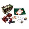 Набор для игры в покер, в металлической коробке, 200 фишек - фото 3