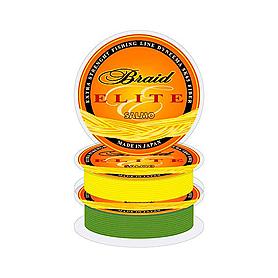 Фото 1 к товару Шнур Salmo Elite Braid 150м 0,20мм 14,10кг зеленый