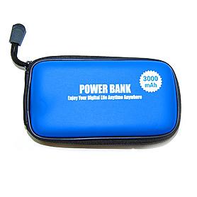 Фото 5 к товару Устройство зарядное мобильное для планшетов и телефонов Power Bank 3000