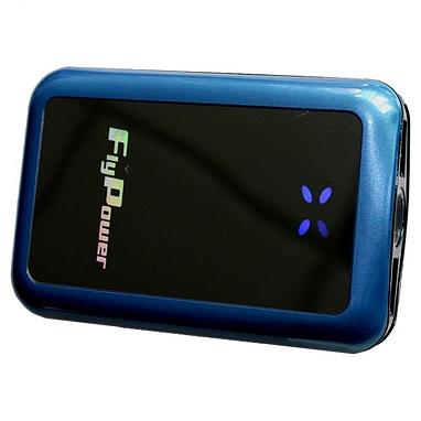 Устройство зарядное мобильное для планшетов и телефонов Power Bank 8400