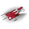 Набор Victorinox SwissCard Lite красный - фото 1