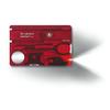 Набор Victorinox SwissCard Lite красный - фото 2